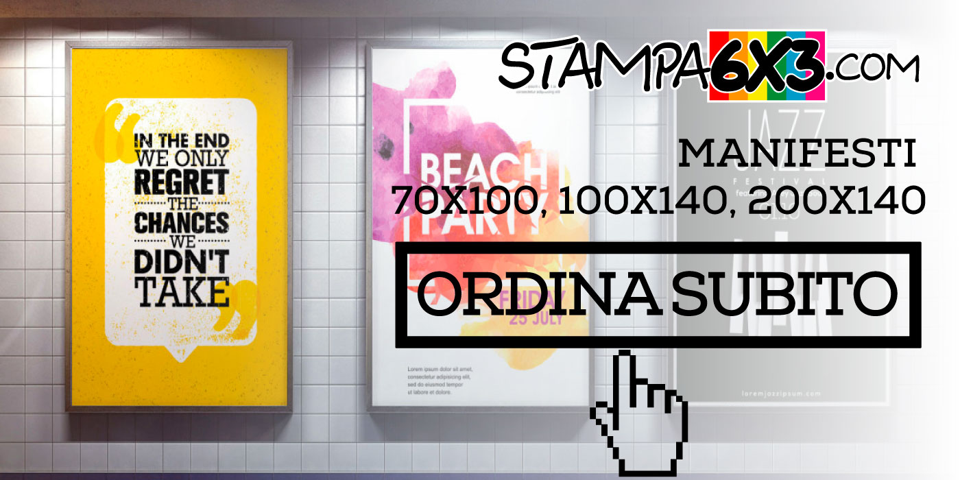 stampa 70x100