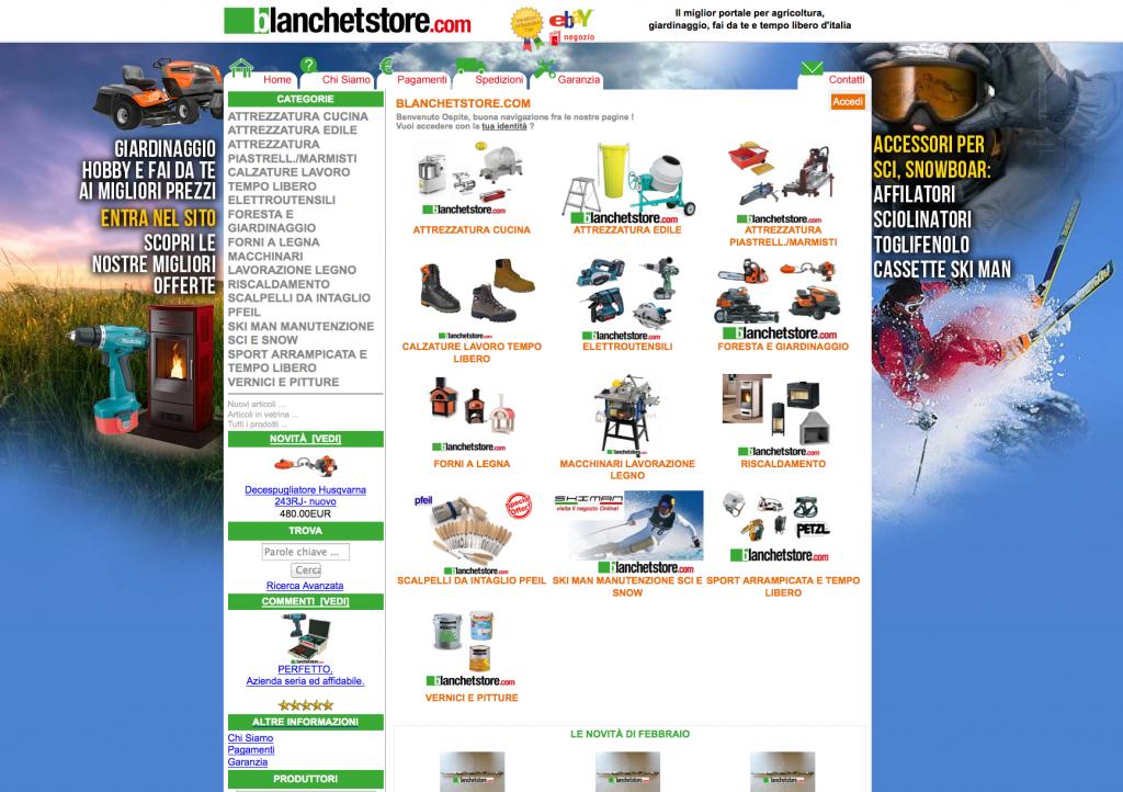 Blanchetstore.com